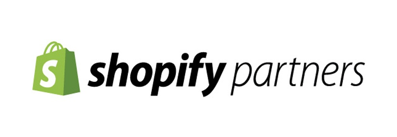 shopify partnership logo